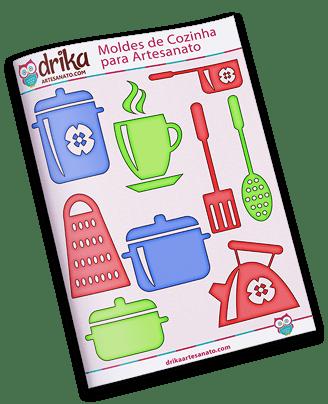 Moldes de Cozinha