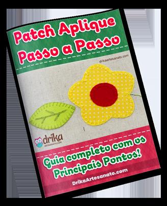 Projeto VIP Patch Aplique